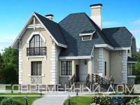 Дом по проекту 172