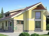 Двухэтажный дом-2