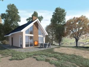 Проект дома 70
