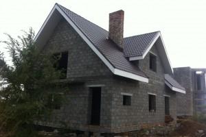 Готовый двухэтажный дом