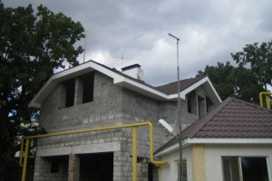 Дом в поселке Кондурчиский